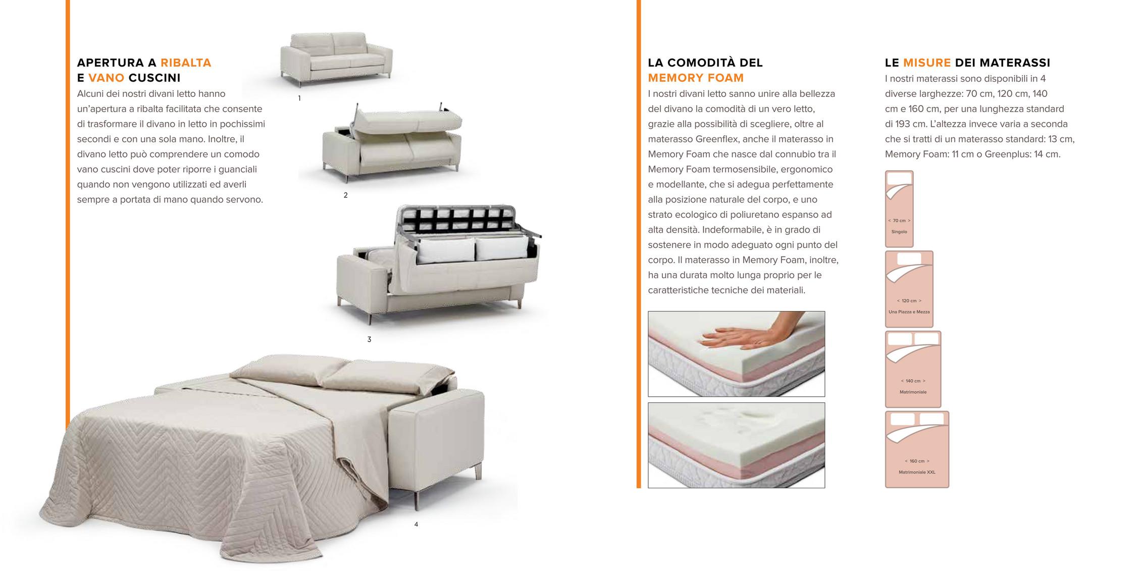 Misure cuscino standard misura standard x cm possiamo - Misure cuscino letto ...