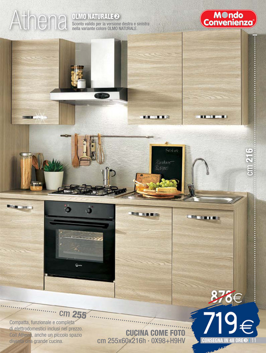 Best Come Sono Le Cucine Di Mondo Convenienza Gallery - Design ...
