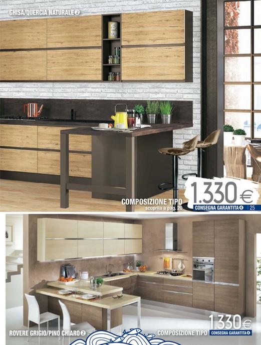 Beautiful Mondo Convenienza Cucina Oasi Gallery - Home Interior ...