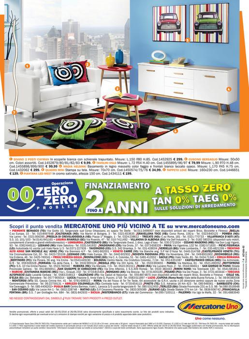 Volantinofacile Volantino Mercatone Uno Speciale Casa Pagina 24