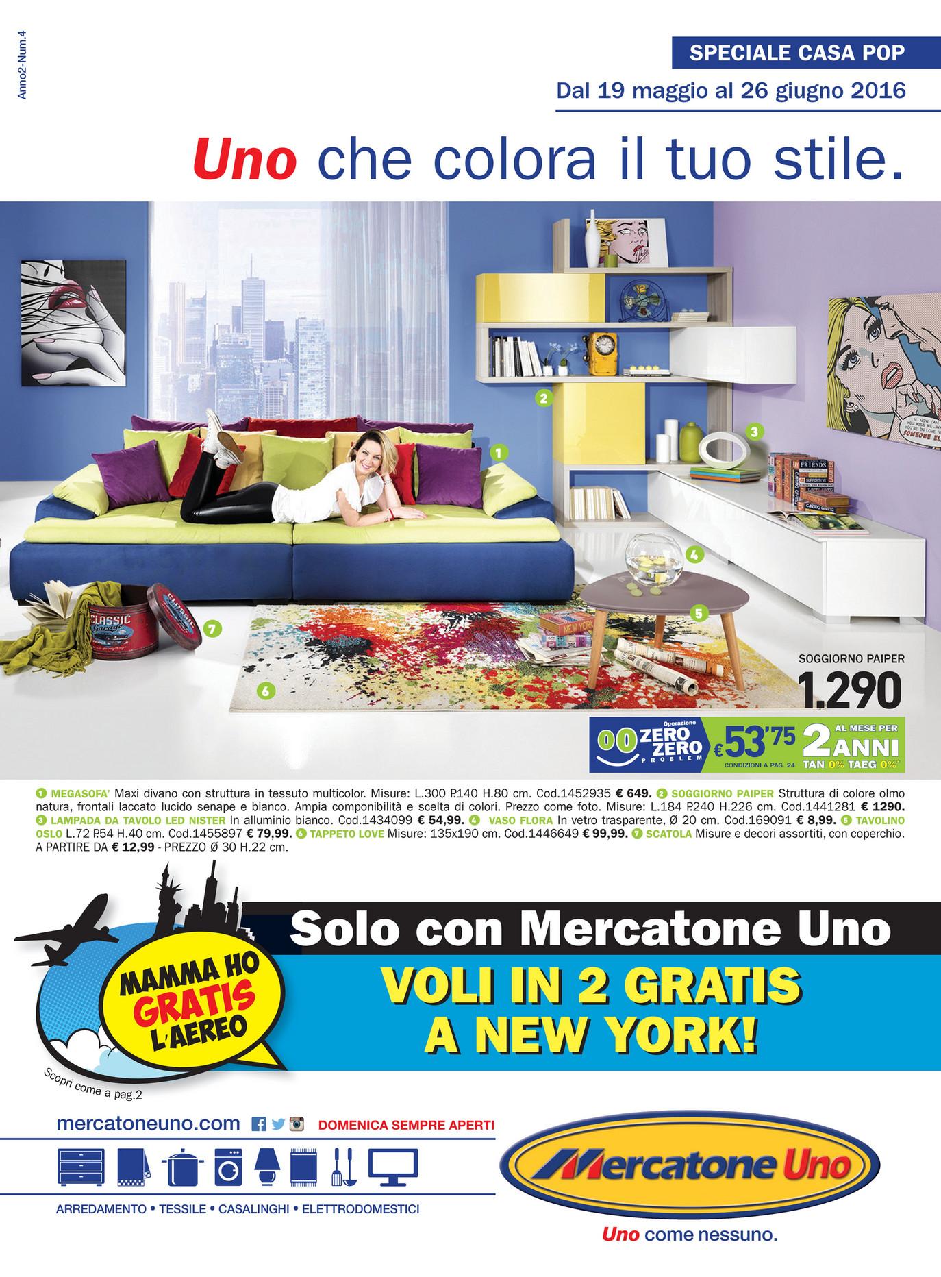 Volantinofacile Volantino Mercatone Uno Speciale Casa Pagina 22 23