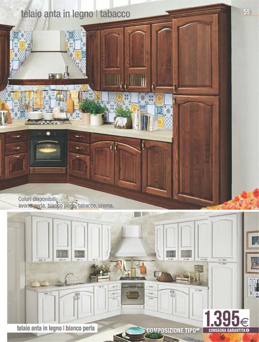 VolantinoFacile - Catalogo Mondo Convenienza Cucine - Pagina 60-61