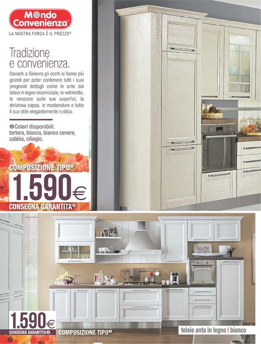 VolantinoFacile - Catalogo Mondo Convenienza Cucine - Pagina 64-65