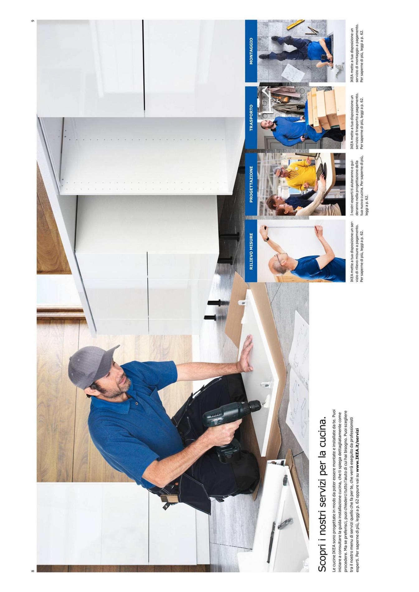 Awesome Crea La Tua Cucina Ikea Ideas - Ideas & Design 2017 ...