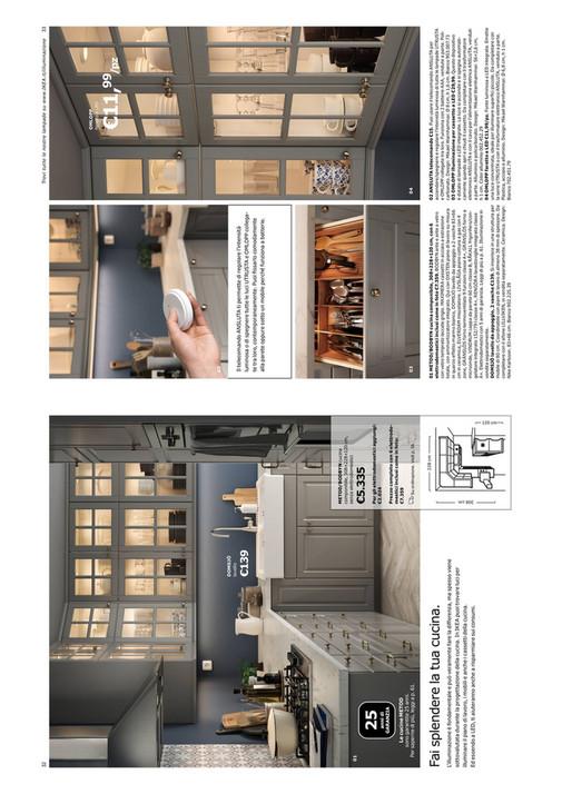 VolantinoFacile - Catalogo Ikea Cucine 2017 - Pagina 16-17