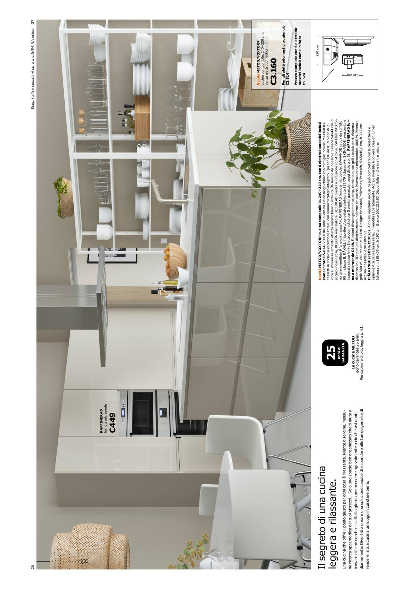 VolantinoFacile - Catalogo Ikea Cucine 2017 - Pagina 14-15