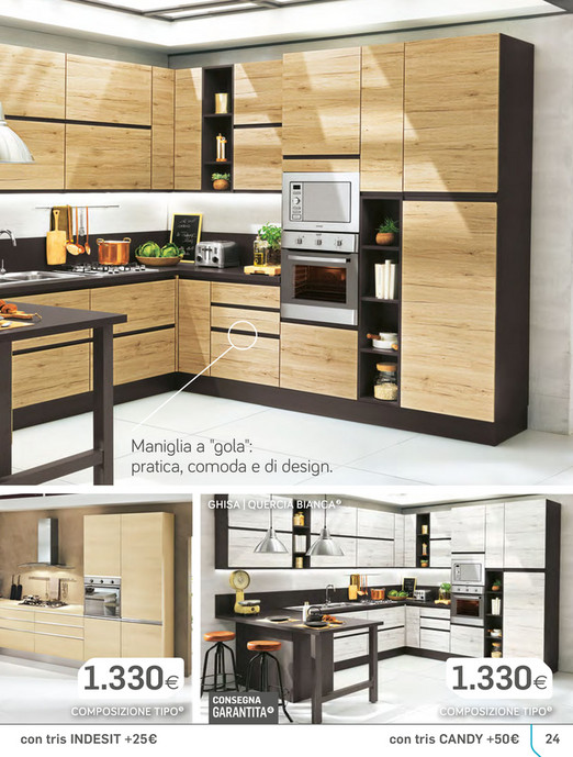 Stunning Mondo Convenienza Cucina Oasi Contemporary - Ideas & Design ...