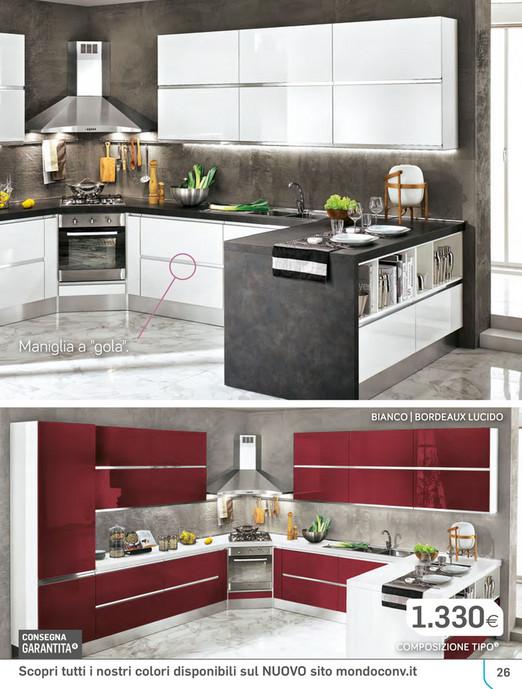 Stunning Cucina Gaia Mondo Convenienza Images - Home Interior ...