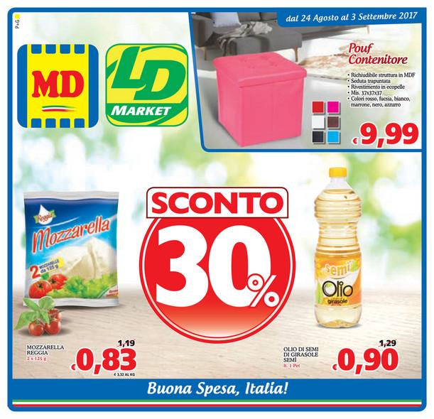 Volantino MD Discount a Napoli e provincia   VolantinoFacile.it