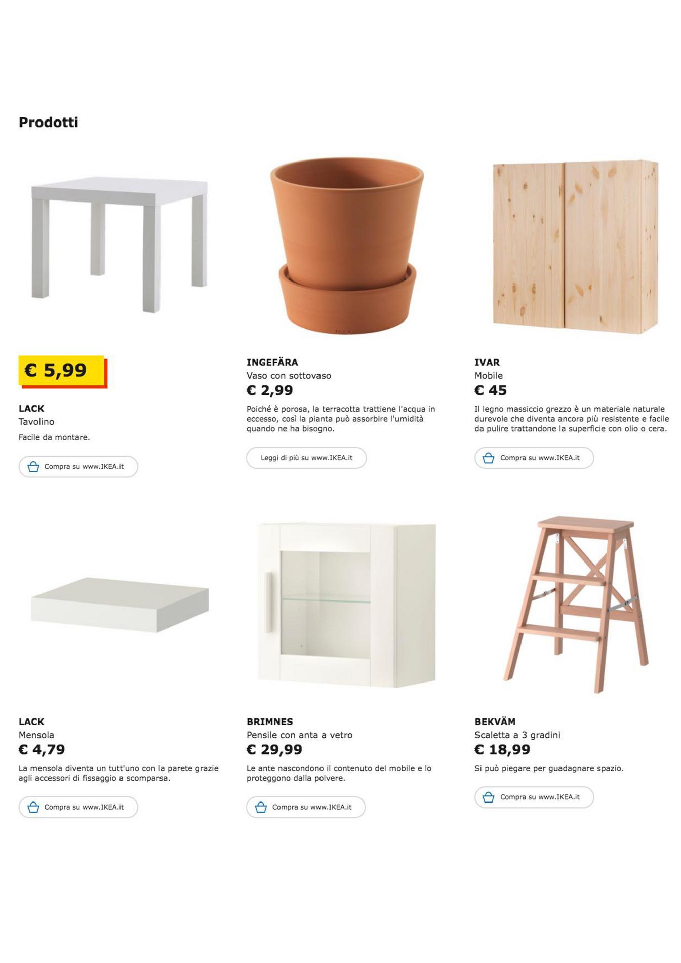 VolantinoFacile - Catalogo Ikea 2018 - Pagina 26-27