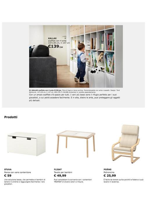 Volantinofacile Catalogo Ikea 2018 Pagina 32 33