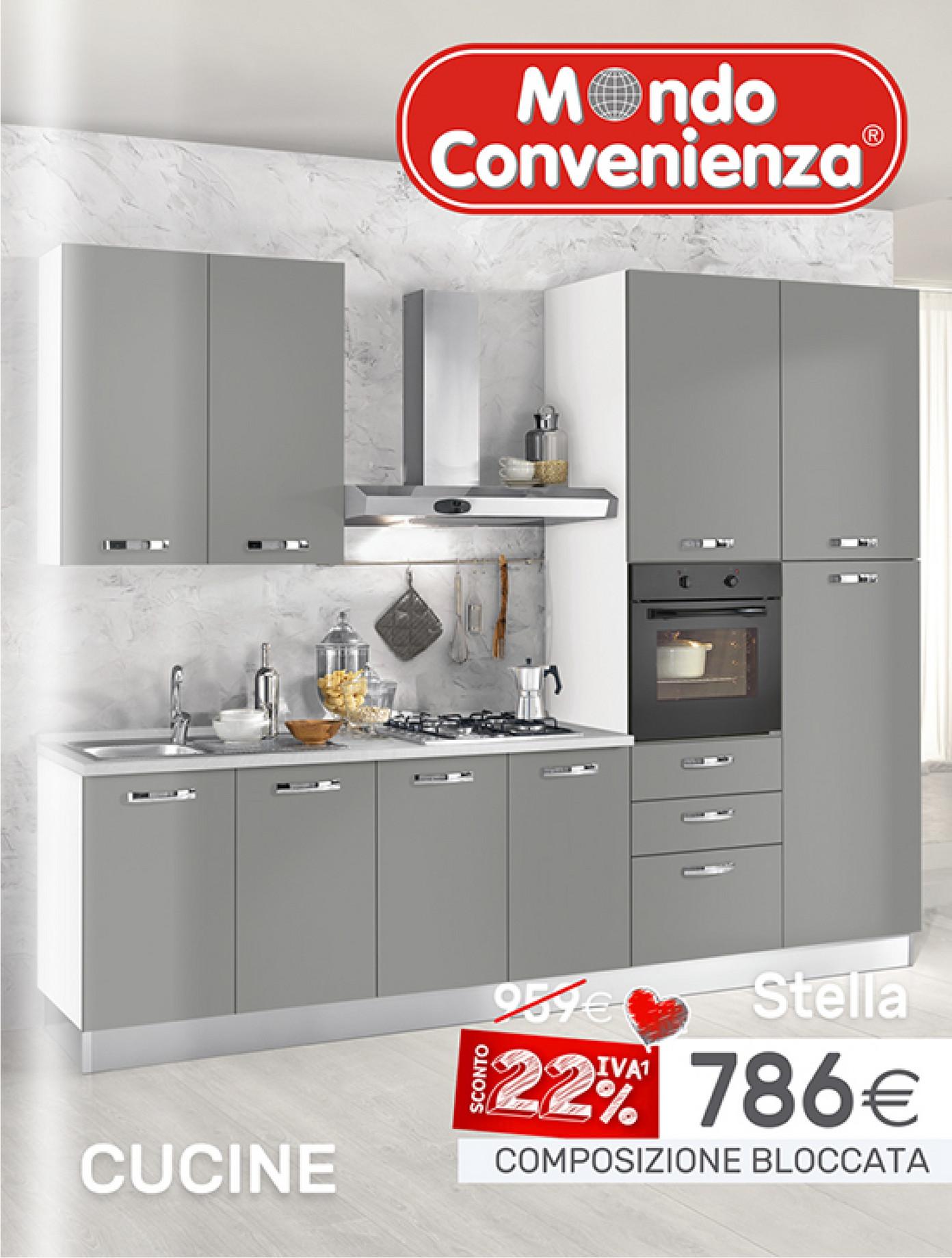 Volantinofacile catalogo mondo convenienza cucine dal 1 settembre al 30 dicembre pagina 32 33 - Cucine conforama offerte ...