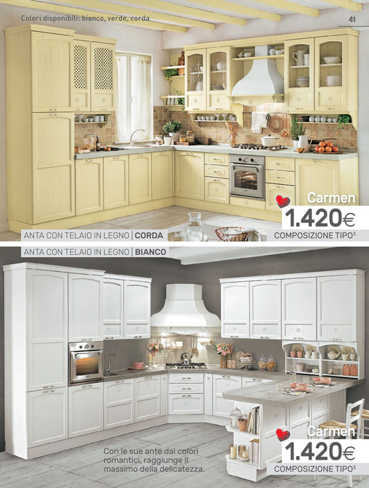 Best Mondo Convenienza Cucina Sofia Ideas - Embercreative.us ...