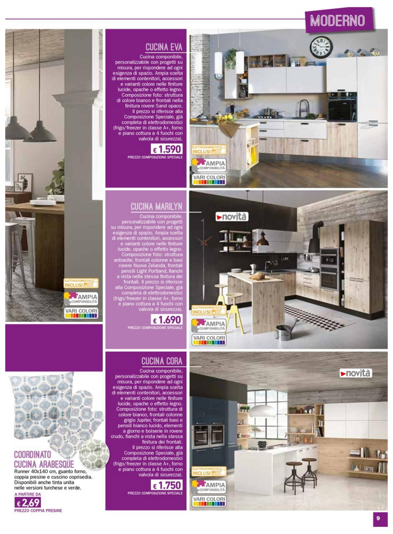 Stunning Cucina Componibile Mercatone Uno Gallery - Ameripest.us ...