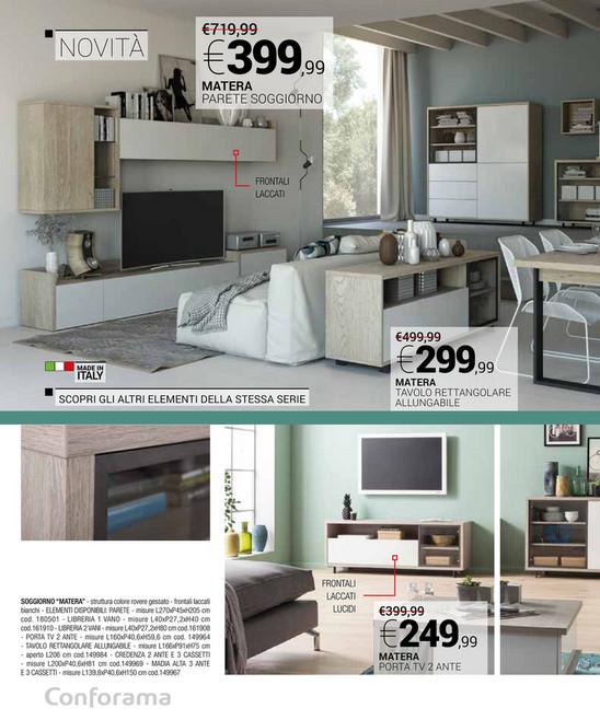 Conforama Soggiorni Moderni.Amazing Conforama Catalogo Soggiorni Pictures Comads897