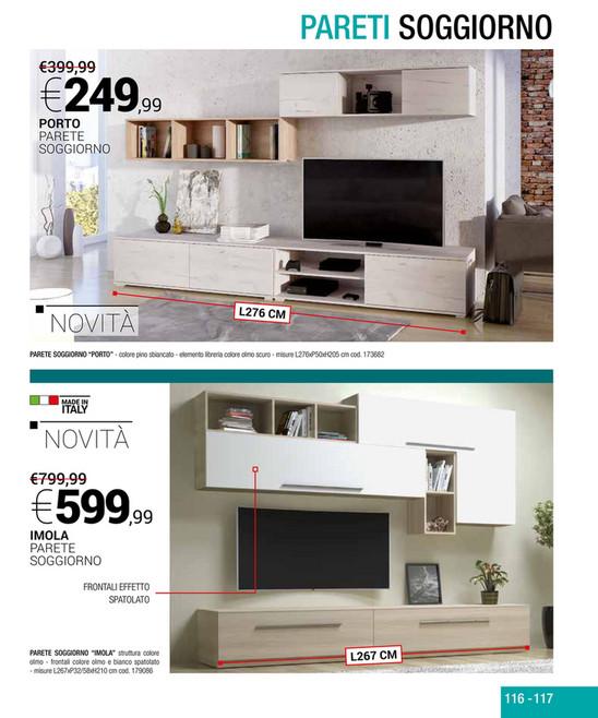 Emejing Conforama Catalogo Soggiorni Gallery - Idee Arredamento Casa ...
