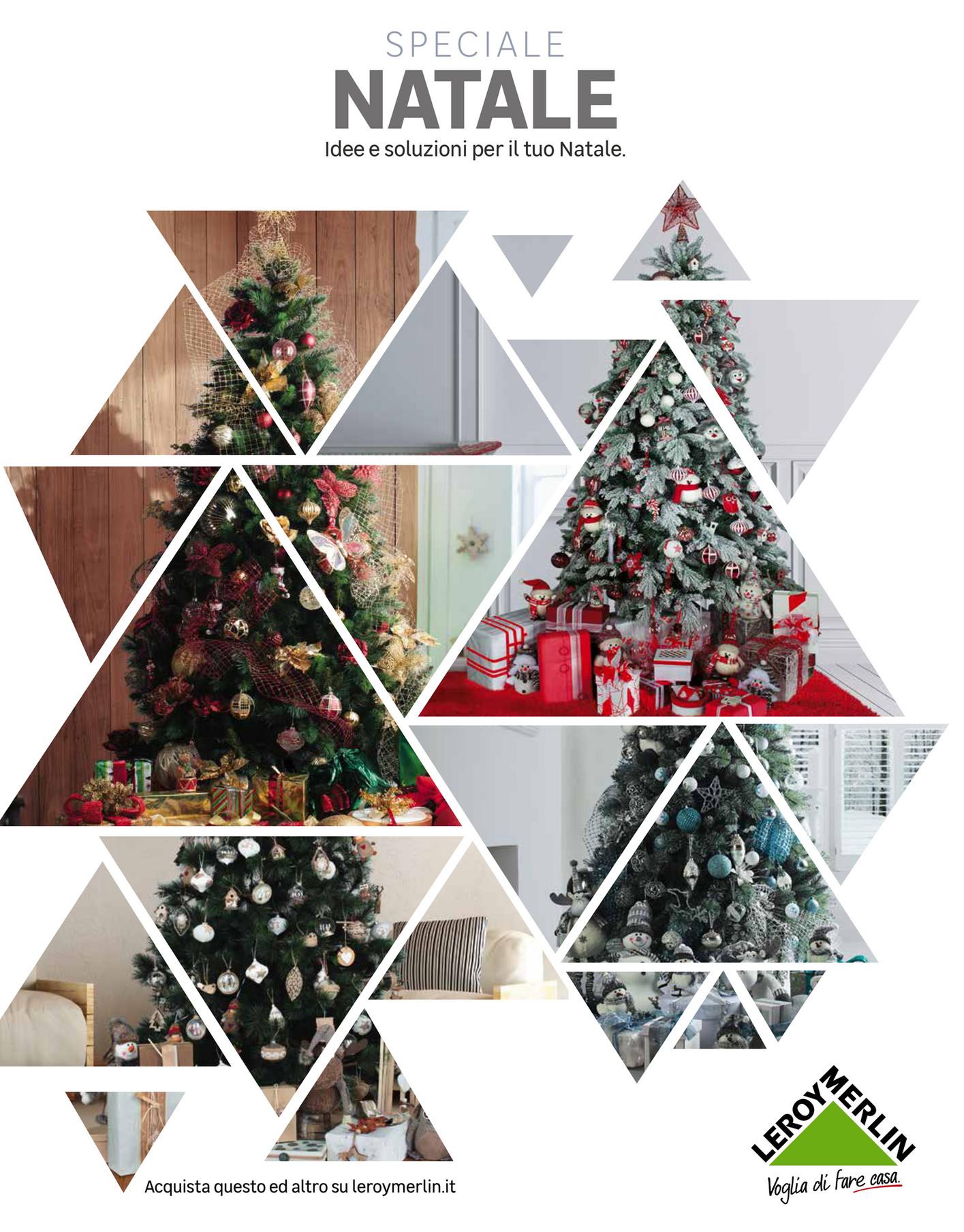 High Quality VolantinoFacile   Brochure Natale Leroy Merlin Dal 3 Novembre Al 25  Dicembre   Pagina 14 15