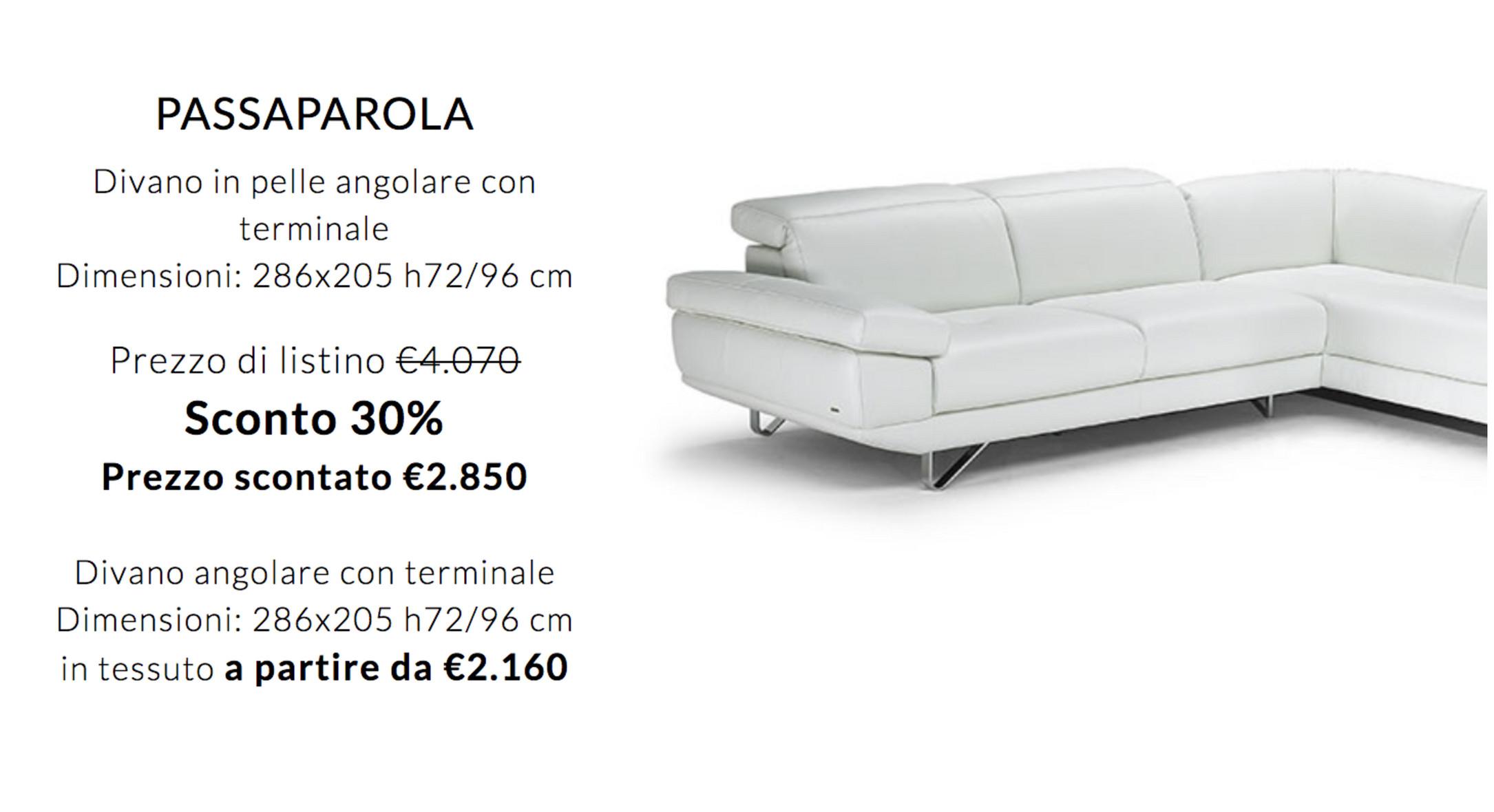 VolantinoFacile - Volantino divani e divani \