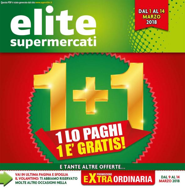 Volantino Elite a Roma e dintorni | VolantinoFacile.it