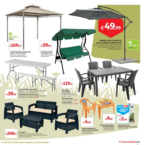 Ombrellone A Braccio Auchan.Gazebo Pagoda Auchan Home Visualizza Idee Immagine