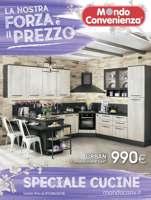 Catalogo Mondo Convenienza | VolantinoFacile.it