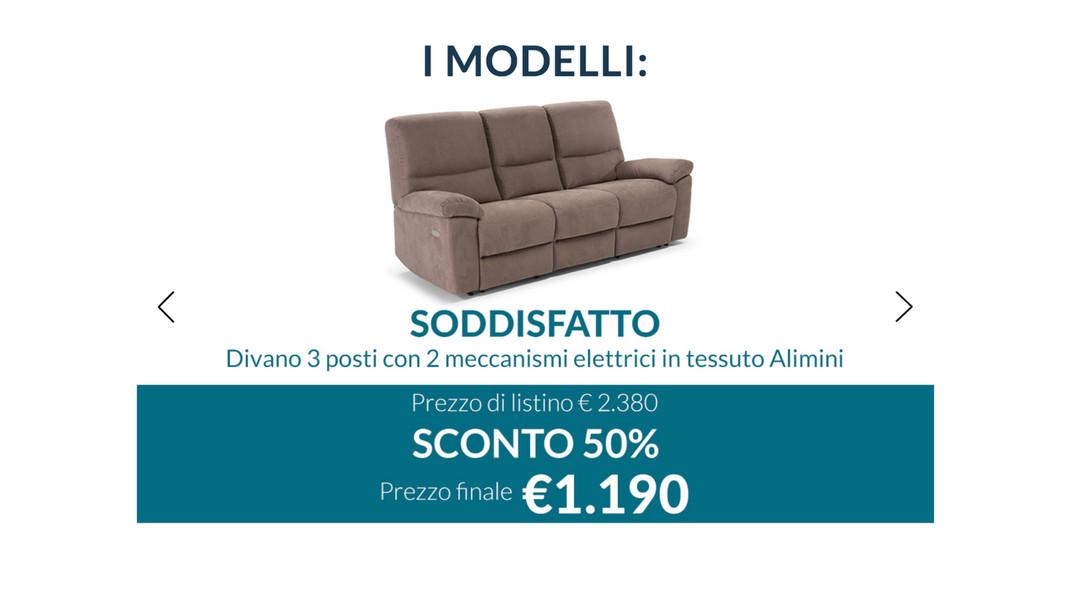VolantinoFacile - Promozione divani e divani \