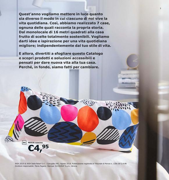 Volantinofacile Catalogo Ikea Dal 22 Agosto Al 31 Luglio Pagina 2 3