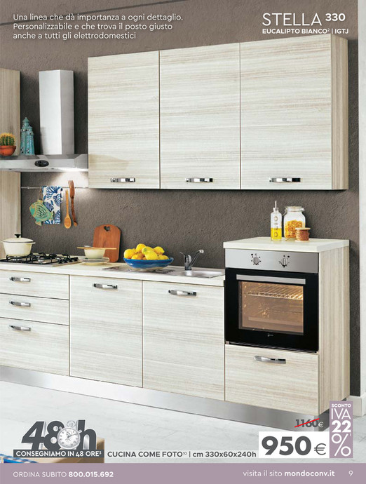 Awesome Www.mondo Convenienza.it Cucine Pictures - Home Design ...