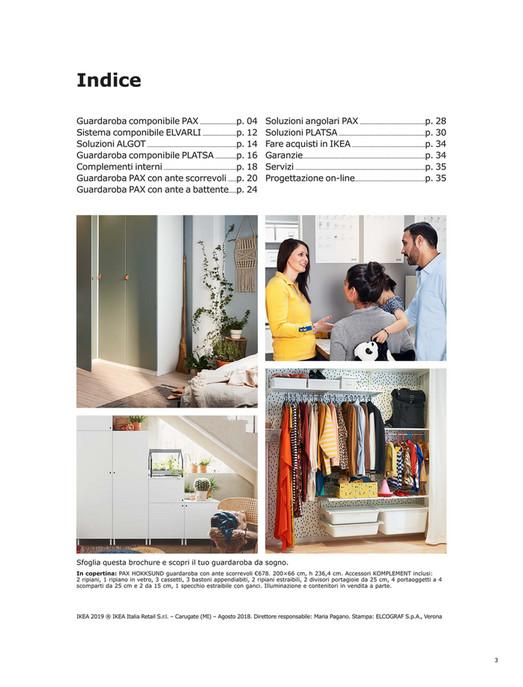 Volantinofacile Catalogo Ikea Guardaroba Dal 1 Settembre Al 31