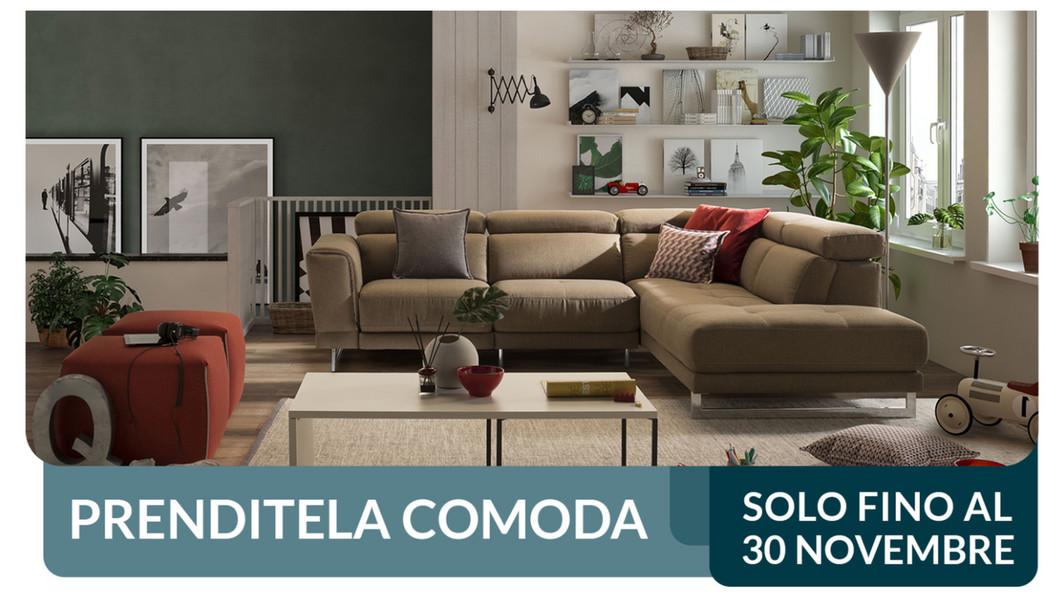 VolantinoFacile - Promozione divani e divani dal 1 al 30 novembre ...