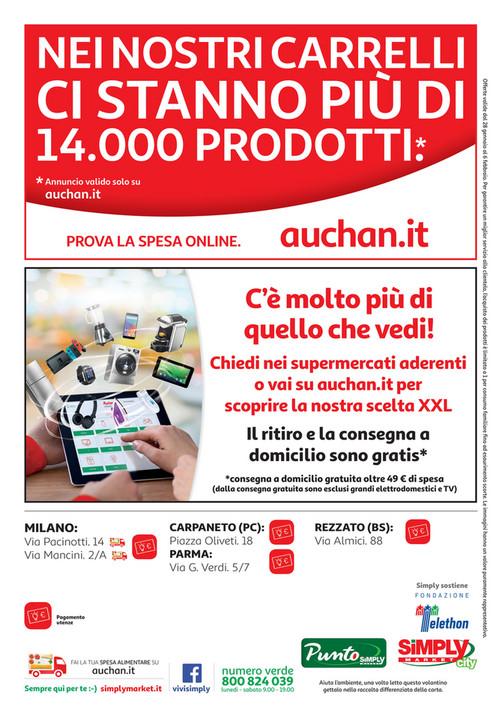 Volantinofacile Volantino Simply Sconti Fino Al 50 Parma