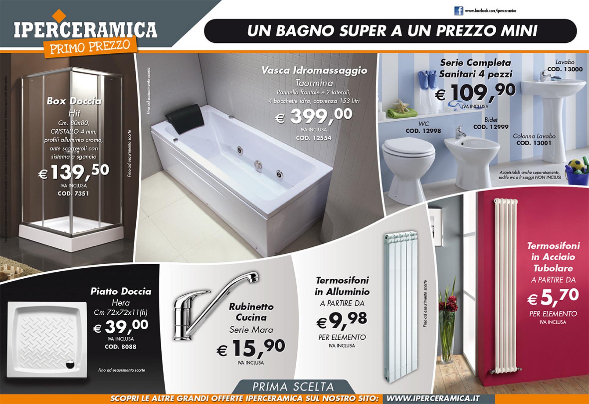 Volantinofacile catalogo iperceramica primo prezzo 2015 for Primo prezzo
