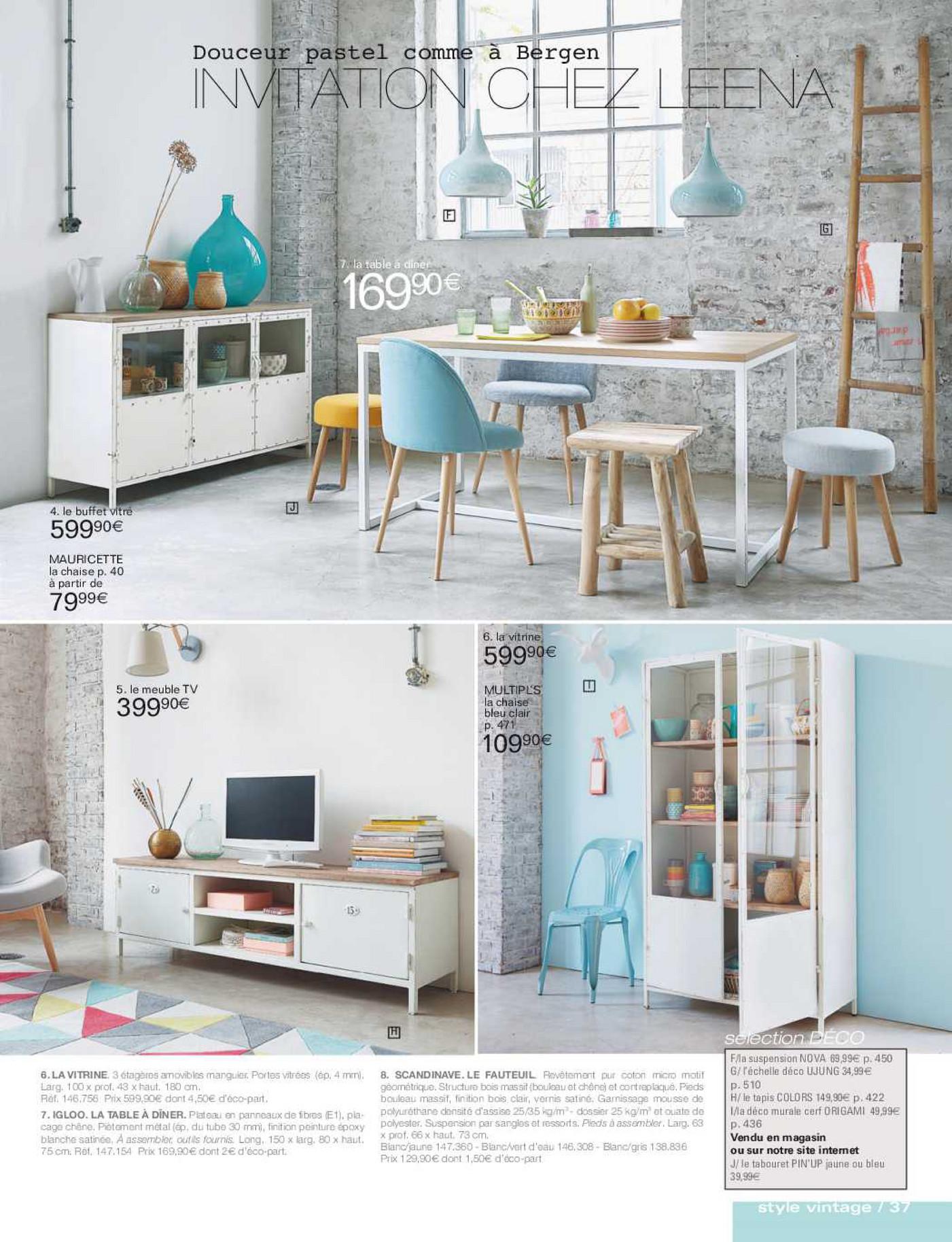 Volantinofacile catalogo maisons du monde 2015 pagina for Maison du monde 2015