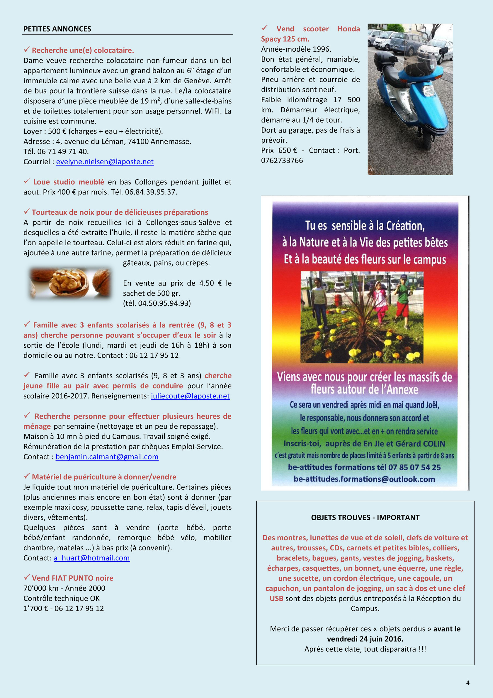 Ifle Campus Info 31 2015 2016 Page 1 Created With Publitas Com