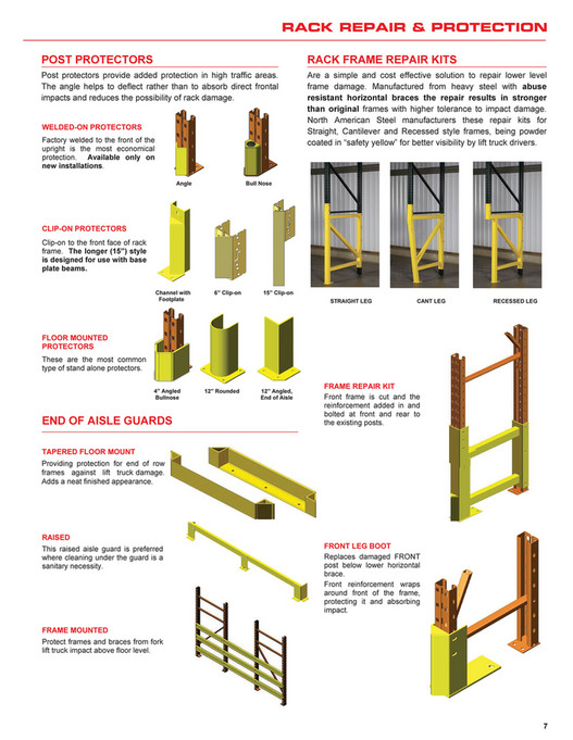 Calgary Warehouse Equipment - General Pallet Racking Systems - Page ...
