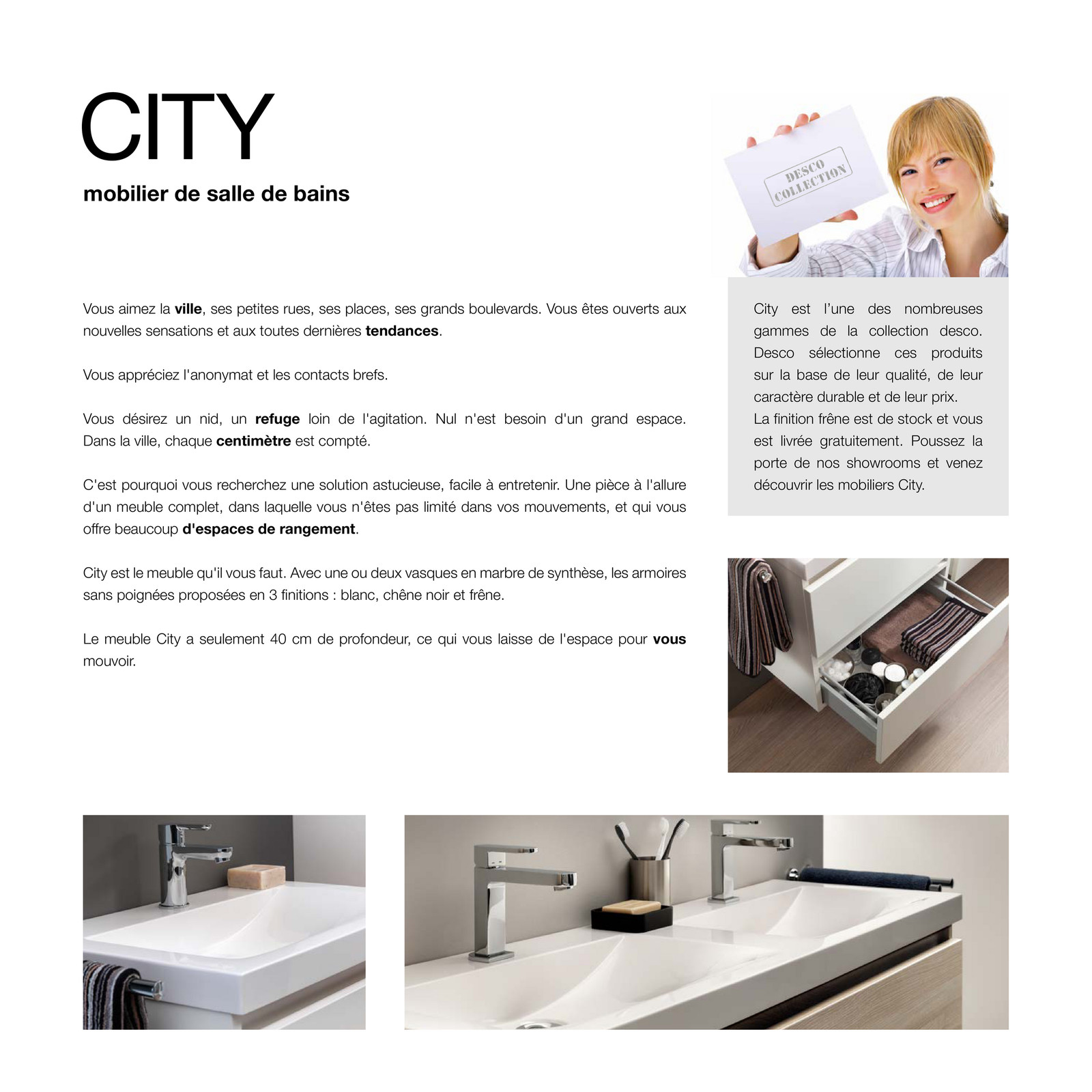Desco city meubles page 2 3 for City meuble catalogue