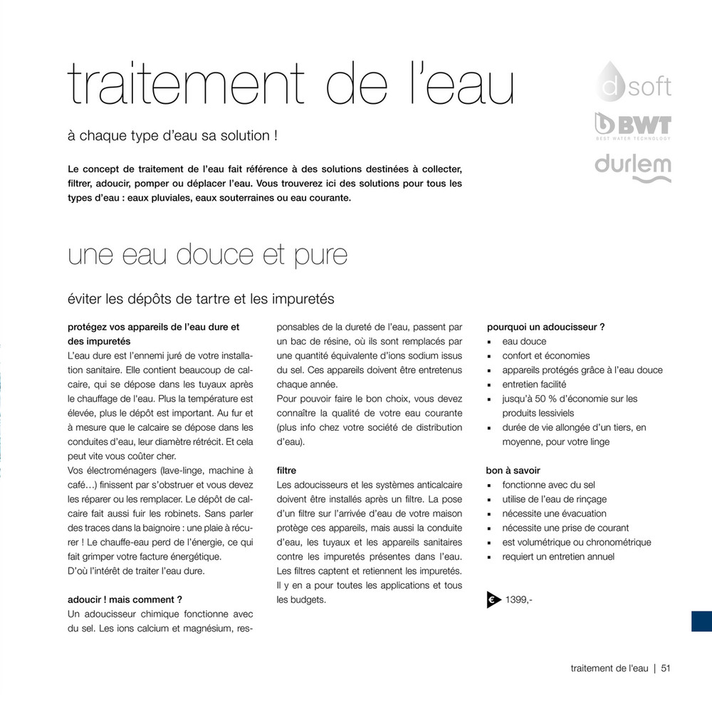 Mais Ou Sont Passé Les Tuyaux desco - brochure chauffage et techniques fr - page 52-53