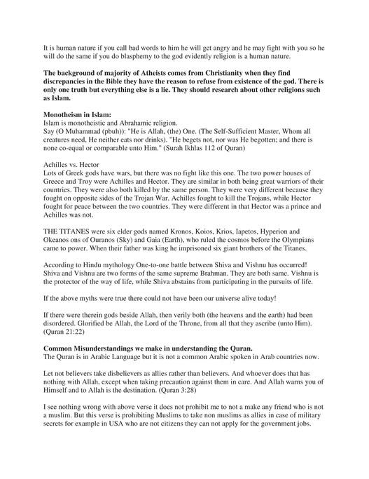 koran - Understanding Islam - Page 6-7 - Created with
