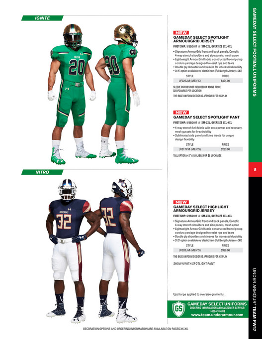 4d2b7a86c My publications - Under Armour - Team Canada Uniforms 2017 Fall Winter -  Page 8-9