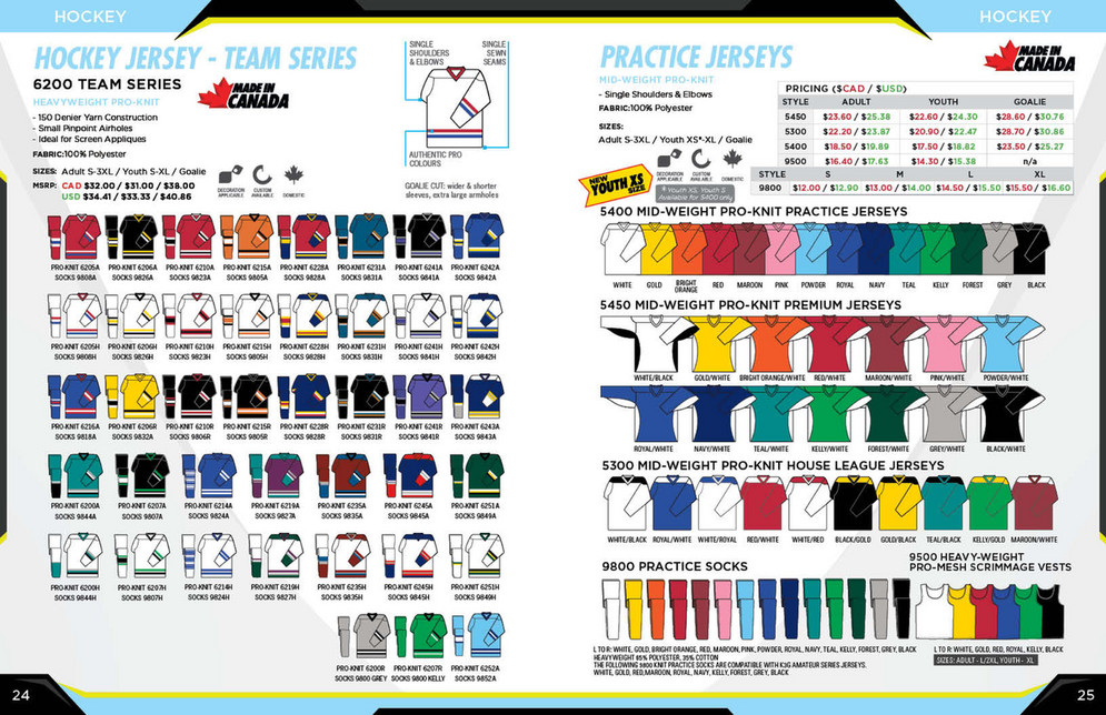 59758a492b7d My publications - Kobe Sportswear In-Stock   Custom Catalogue - Page 13
