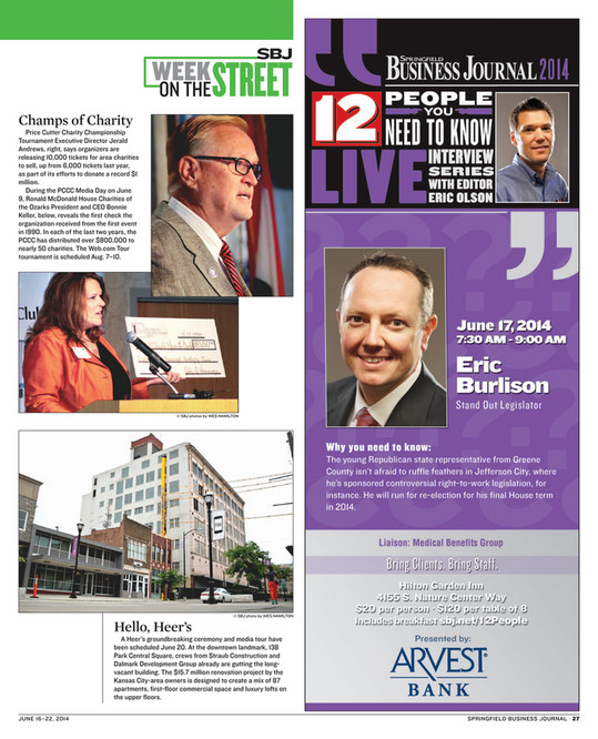 CellARide - Springfield Business Journal - Page 26-27 - Created with