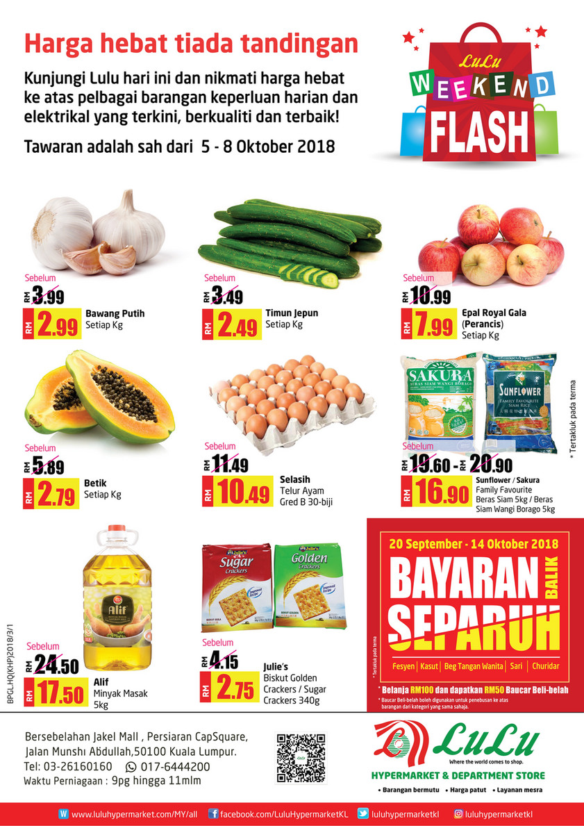 My Publications Weekend Flash 5 8 Oct 2018 Page 2 Created With Publitas Com