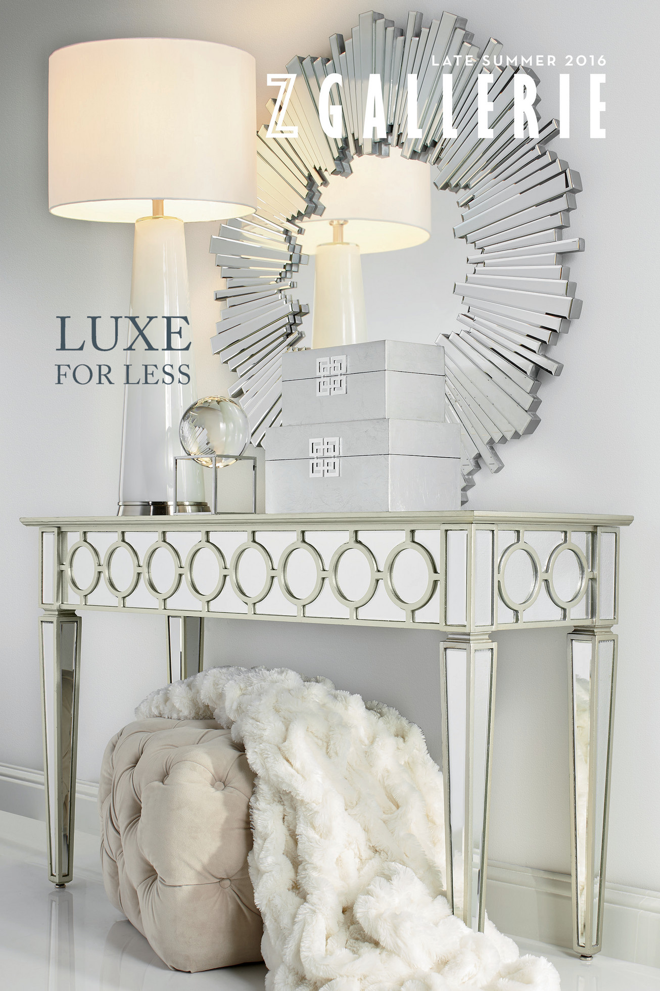 Z Gallerie Luxe For Less Page 16 17