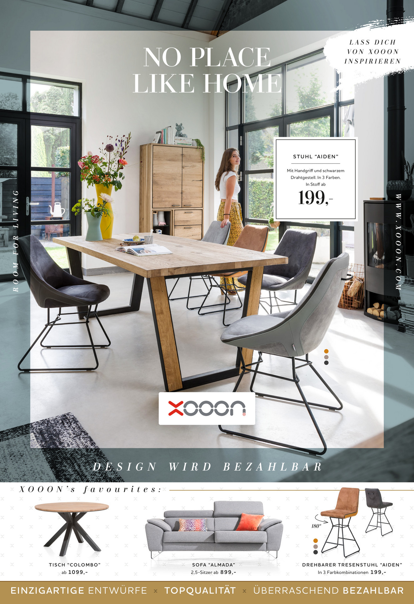 XOOON Germany - Prospekt DE Februar - Seite 1