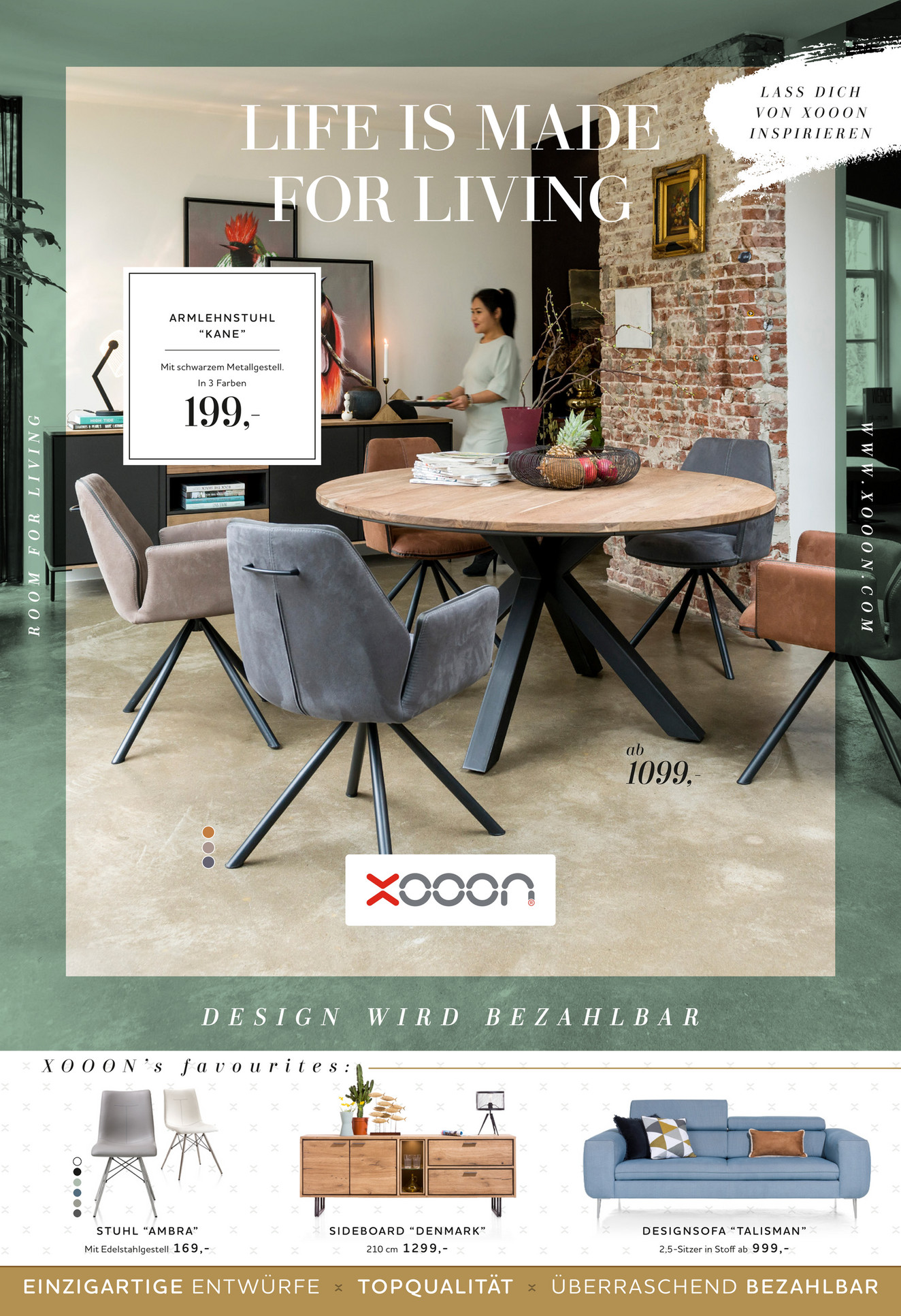 XOOON Germany - XOOON Prospekt Sommer - Seite 1