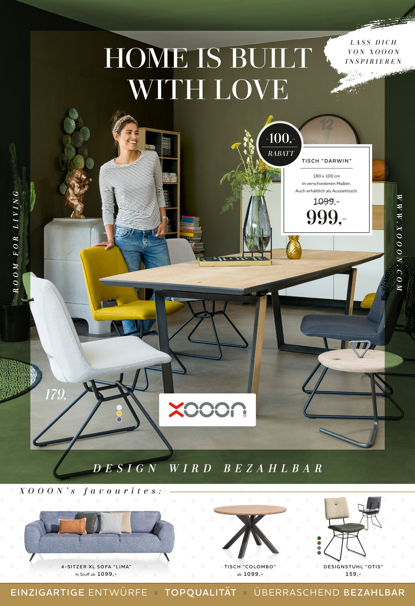 XOOON Germany - XOOON Prospekt August 2019 - Seite 1