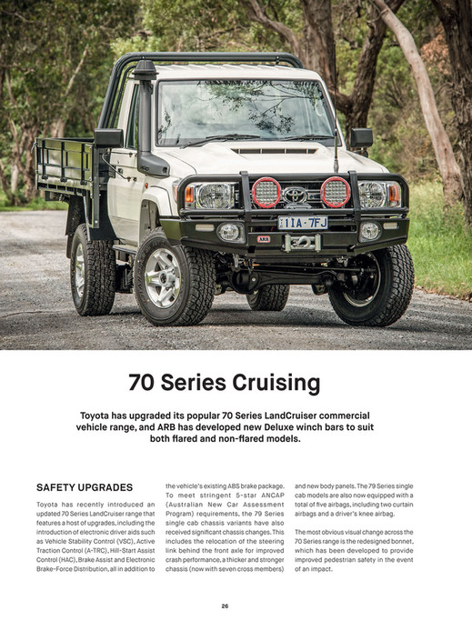 ARB 4x4 Accessories - ARB 4X4 Culture - Issue 48 - Page 26-27