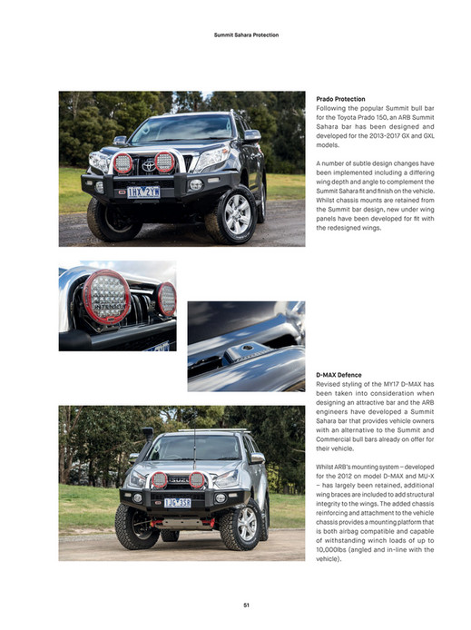 ARB 4x4 Accessories - ARB 4x4 Culture - Issue 50 - Page 48-49
