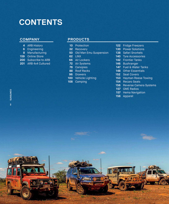 ARB 4x4 Accessories - ARB 2018 Catalogue - Page 1