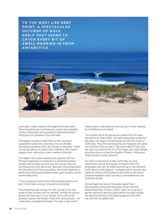 ARB 4x4 Accessories - ARB 4x4 Action Magazine - Issue 40